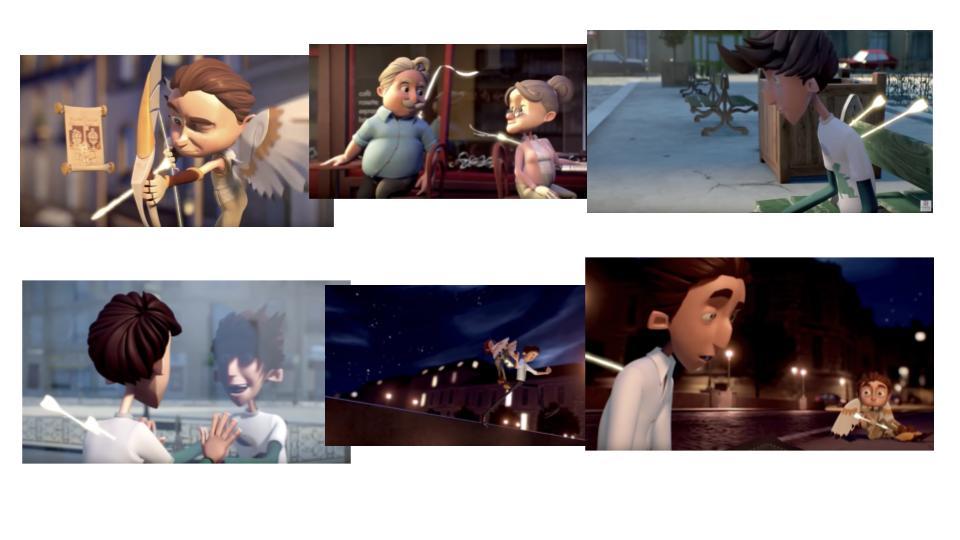 Cupidon Movie Talk
